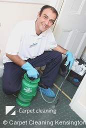 Kensington 3031 Carpet Cleaners