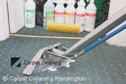 Kensington 3031 Steam Carpet Cleaning Services